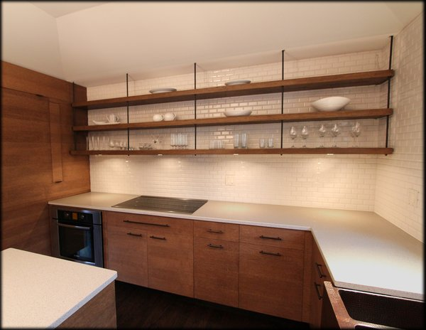 Open Shelves Photo 3 of Annapolis Kitchen modern home