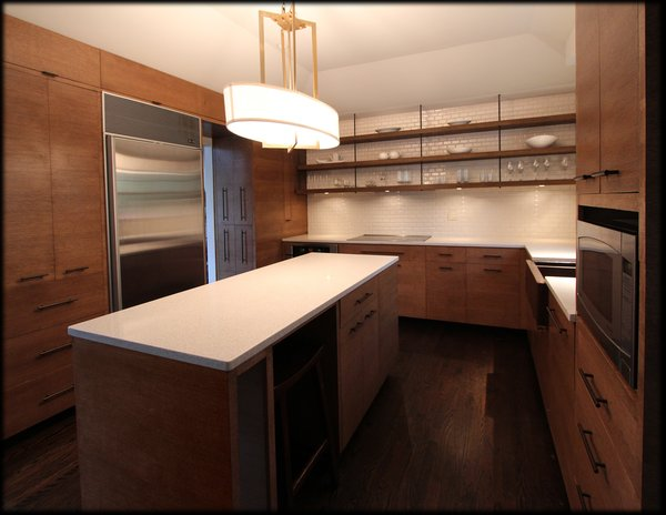 Kitchen Island Photo 4 of Annapolis Kitchen modern home