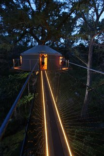Experience Tree-Top Living at One of These Sustainable Tree Houses - Photo 10 of 15 -