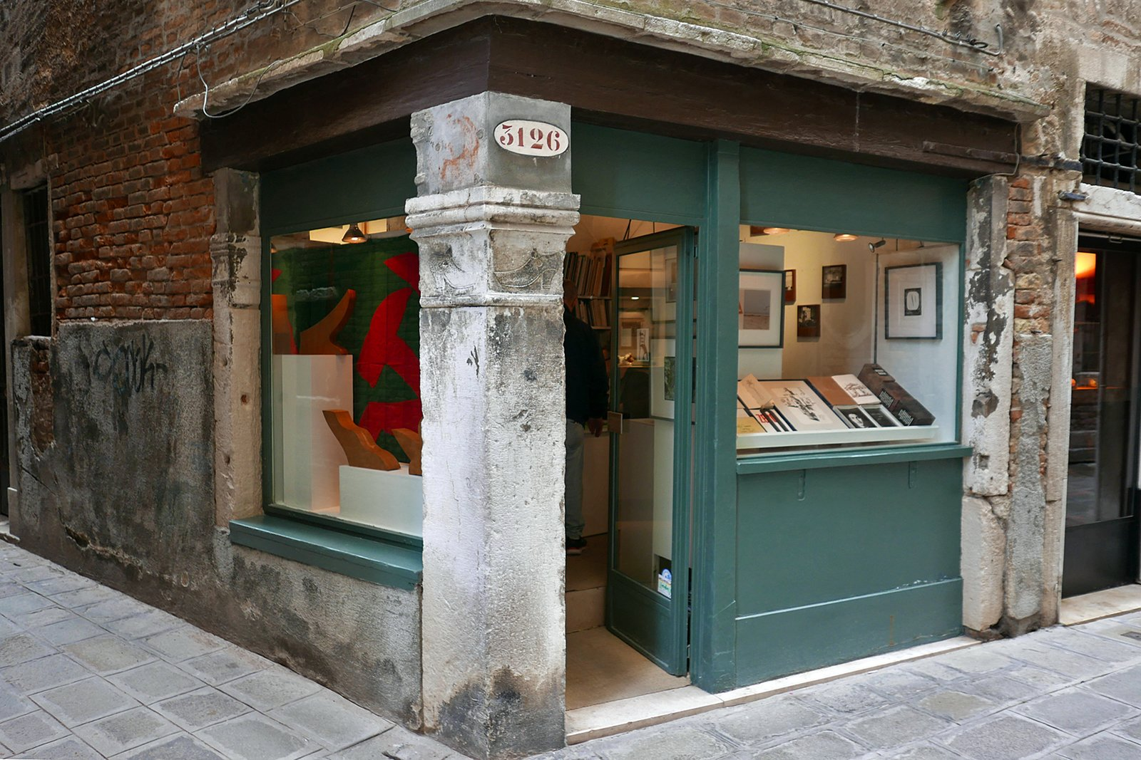 The Giorgio Mastinu Gallery oin San Marco recently exhibited The Campi, a project by artist Melissa McGill.  Photo 9 of 13 in A Locals' Guide to Venice During the 2017 Biennale