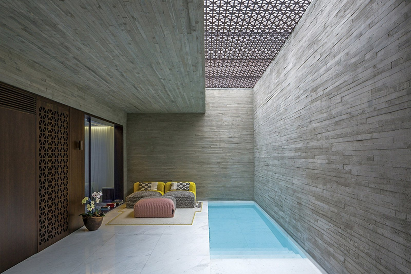 5 Striking Designs That Use Perforated Cement Breeze-Blocks in Interesting Ways