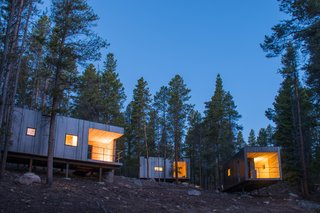 Celebrate Compact and Low-Budget Design With the the AIA Small Project Awards - Photo 1 of 7 - The Colorado Outward Bound Micro Cabins in Leadville, Colorado, was one of the 11 projects that received a Small Project Award in 2017. They were designed by students at the College of Architecture and Planning at the University of Colorado and the Colorado Building Workshop.