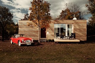 13 Modern Prefab Cabins You Can Buy Right Now - Photo 1 of 13 - The Model M prefab by Freedomky.