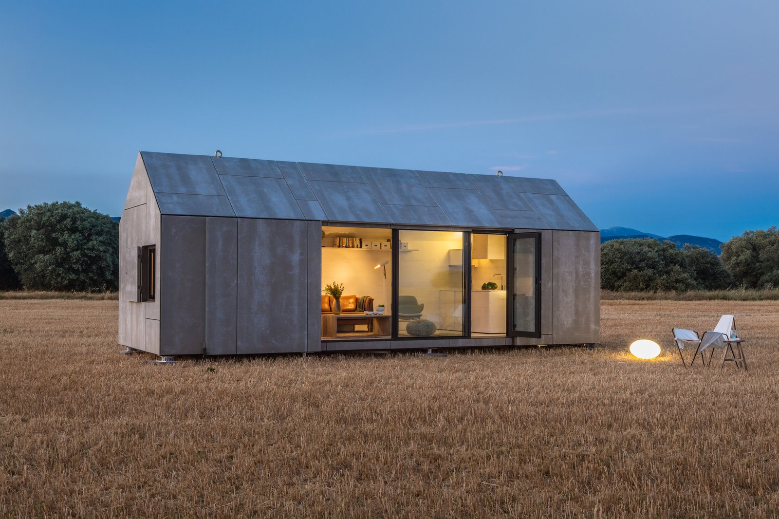 13 Modern Prefab Cabins You Can Buy Right Now