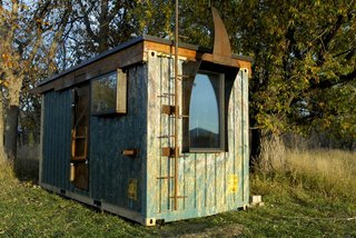 10 Shipping Container Homes You Can Buy Right Now - Photo 3 of 10 - The Zulu Queen by Rhino Cubed