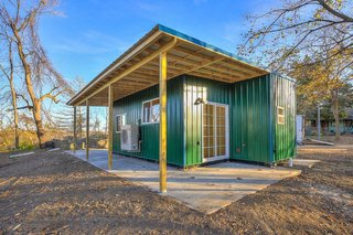 10 Shipping Container Homes You Can Buy Right Now - Photo 5 of 10 - Happy