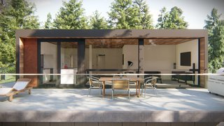 10 Shipping Container Homes You Can Buy Right Now - Photo 8 of 10 - M02 by HONOMOBO