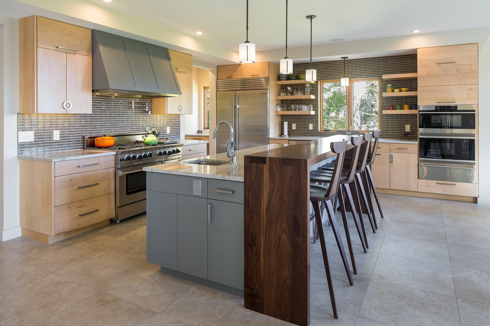 Mad River Modern by Yankee Barn Homes Mad River Modern by Yankee Barn Homes