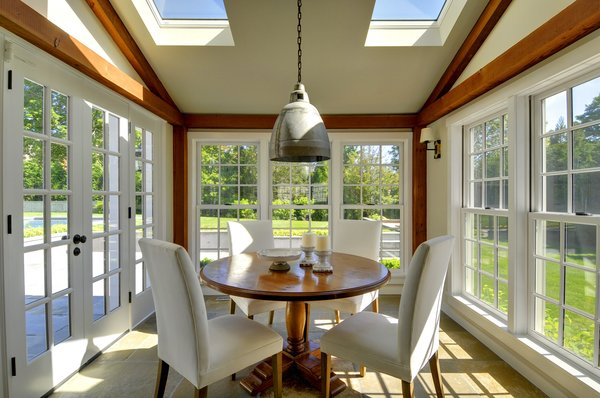 Laurel Hollow Dining Room Photo 8 of Laurel Hollow modern home