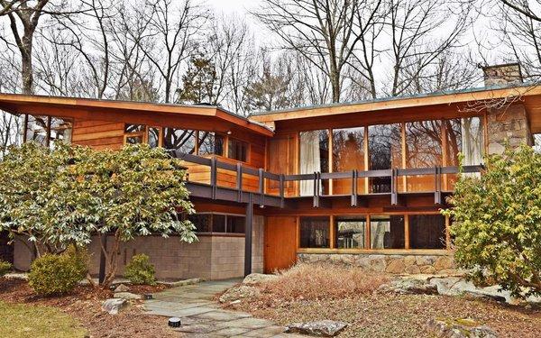 Photo  of David Henken Original modern home