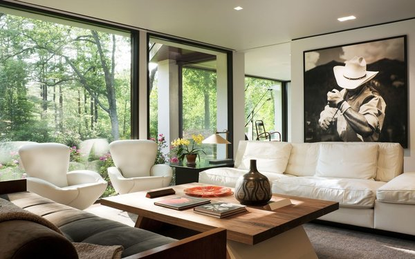 Photo  of Hemlock Hill modern home