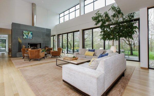 Photo 2 of Sustainable Luxury in Darien modern home