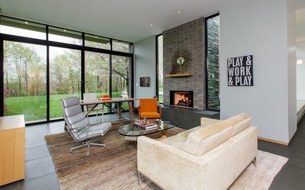 Photo 5 of Sustainable Luxury in Darien modern home