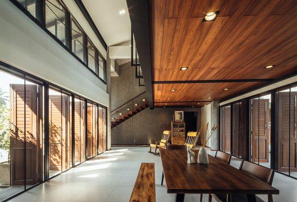 Photo 8 of Baan Klang Suan modern home