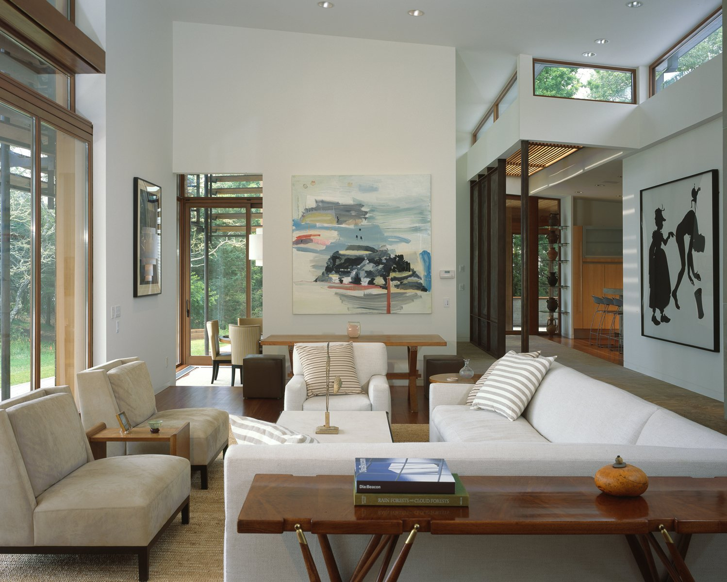 Orleans House by Charles Rose Architects
