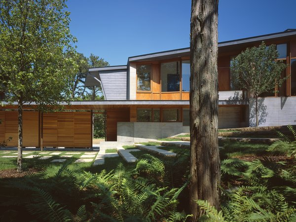 Photo  of Orleans House modern home