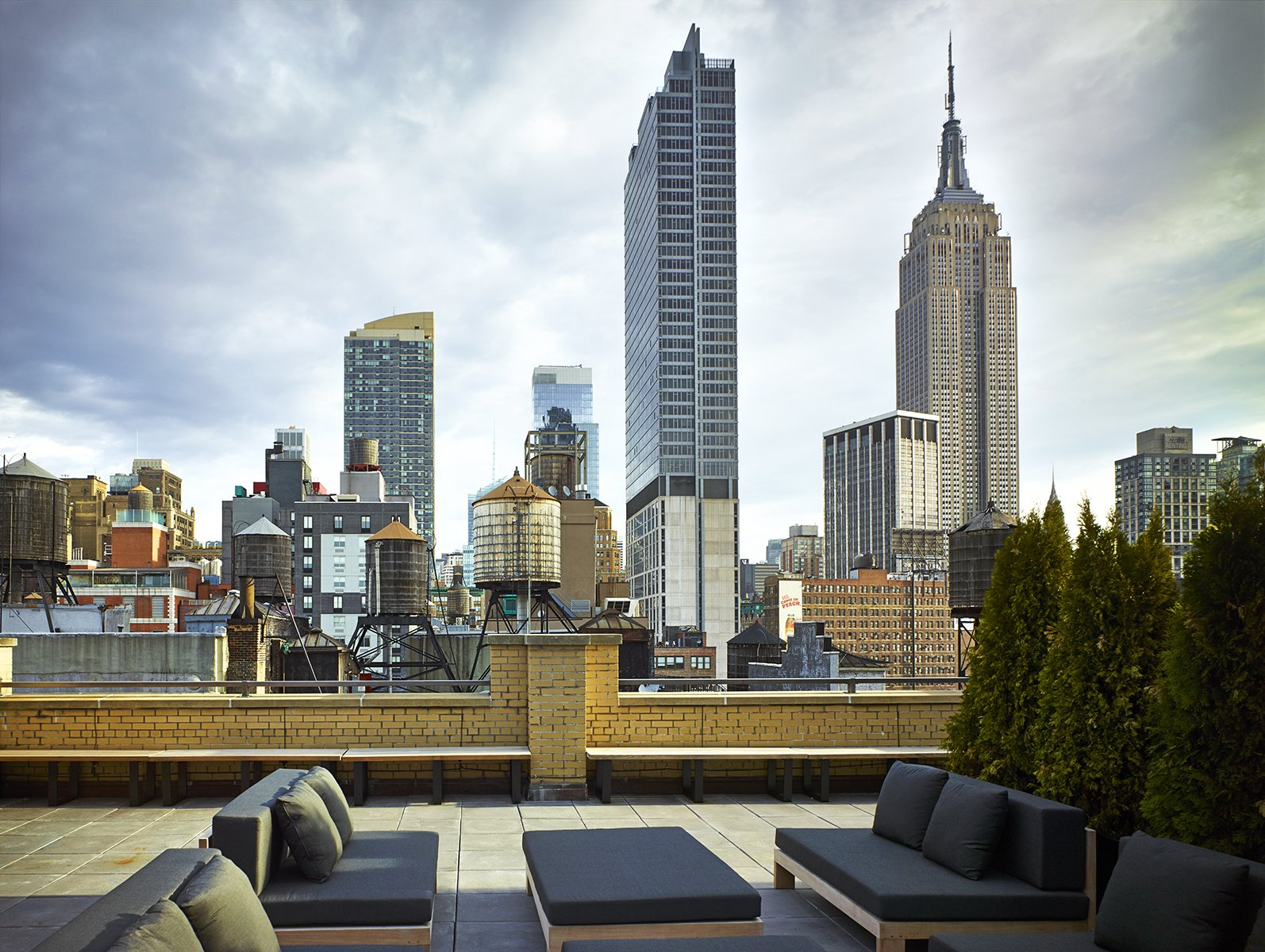 West 27th Street by Charles Rose Architects