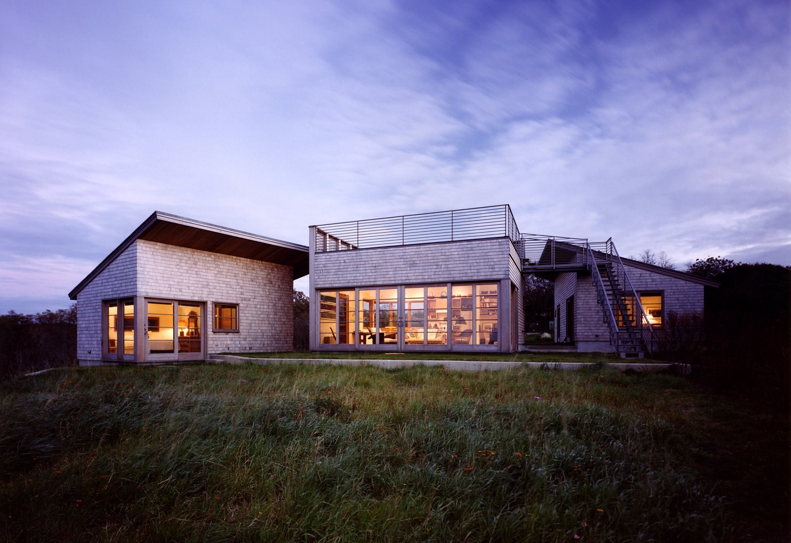Aquinnah House by Charles Rose Architects