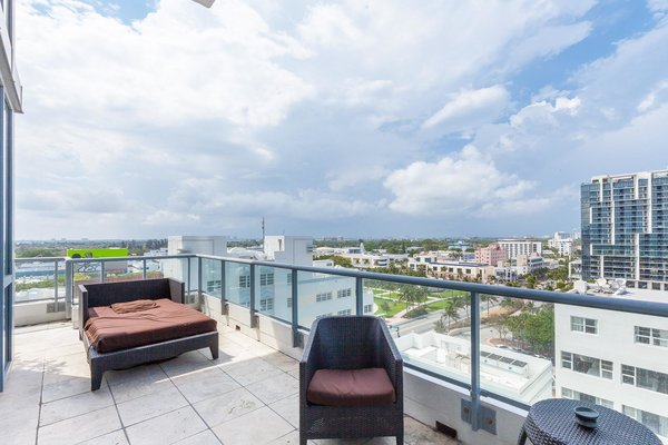 Modern home with outdoor. HUGE Terrace! Photo 4 of Luxury Townhouse at The Setai Miami Beach