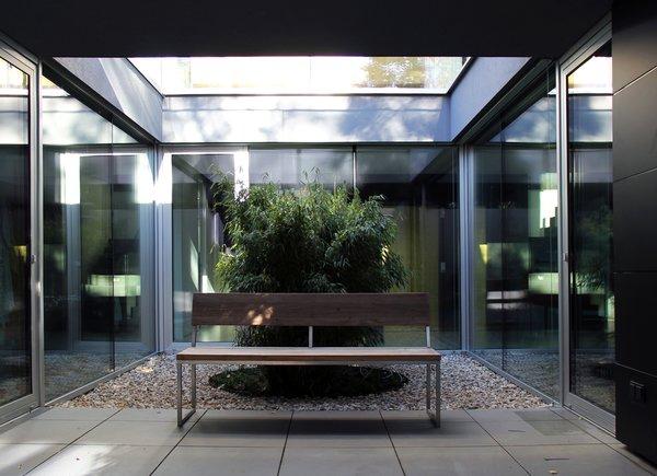 Atrium Photo 9 of H_O modern home