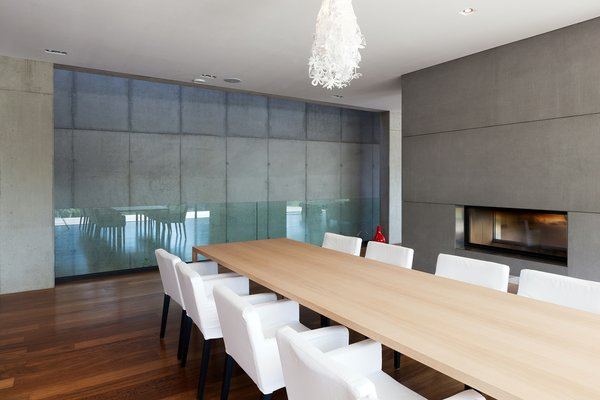 dining table Photo 9 of Black Pearl modern home