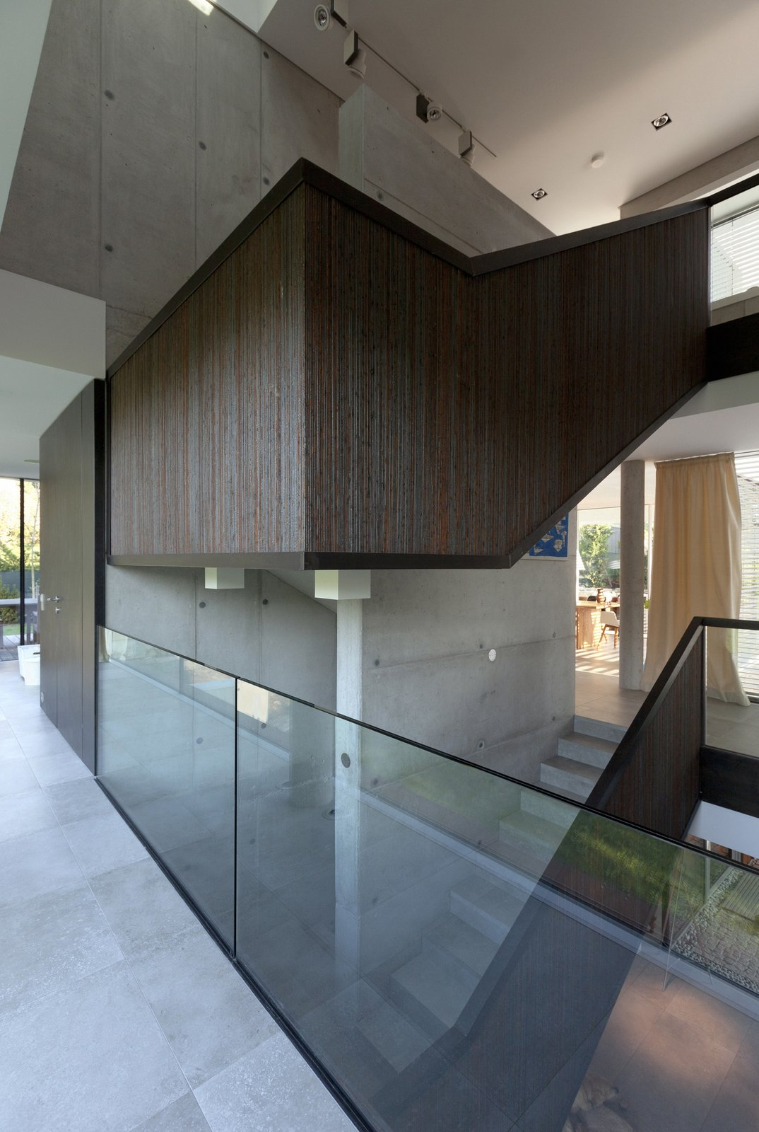Stairs  360° Villa by Architect Zoran Bodrozic