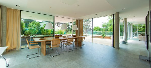 Dining room Photo 12 of 360° Villa modern home