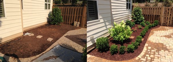 local landscapers Photo 16 of Landscaping modern home
