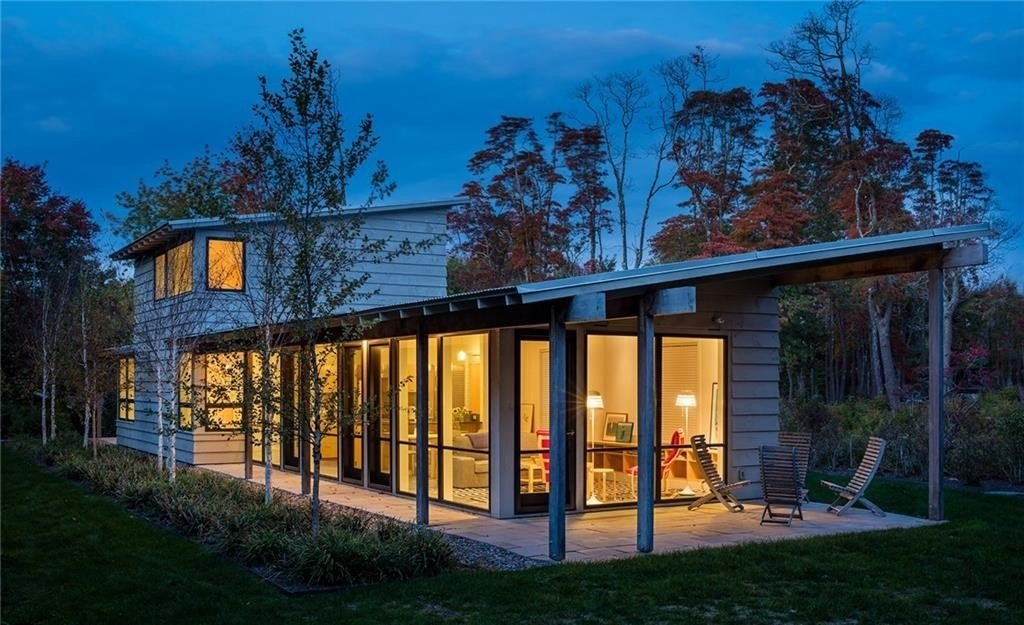 Estes/Twombly Blueberry House by UNLISTED Rhode Island