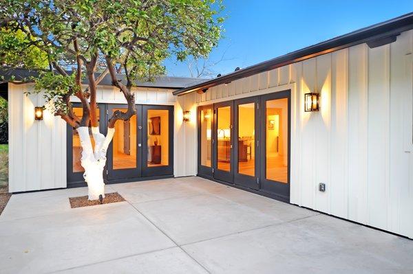 Patio Photo 6 of Quail Run modern home