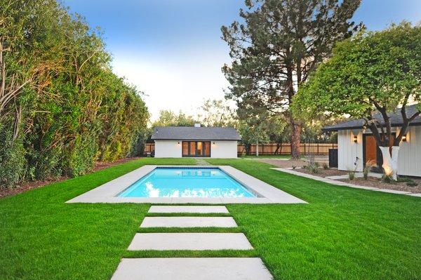 Pool Photo 7 of Quail Run modern home