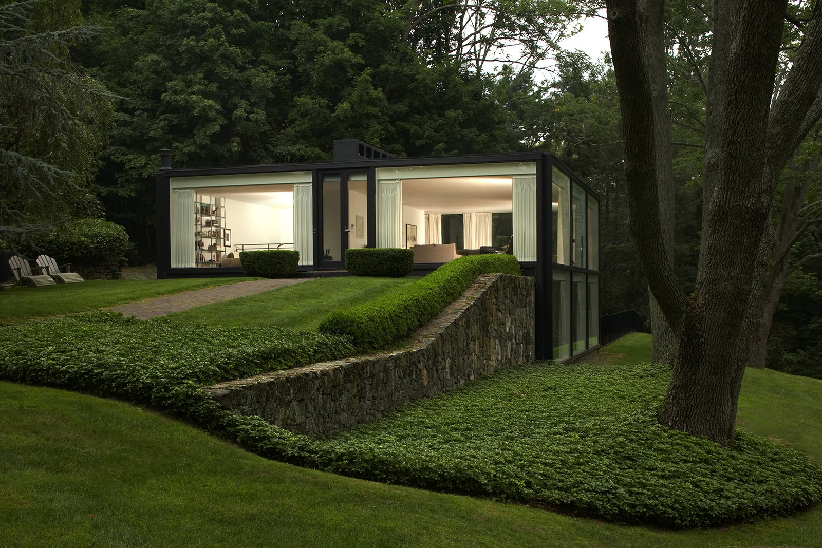 Glass House by Tod Seisser