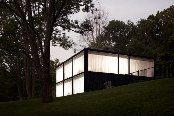 Photo 2 of Glass House modern home