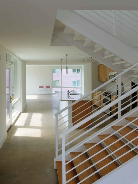 Two story units Photo 9 of In Living Color modern home
