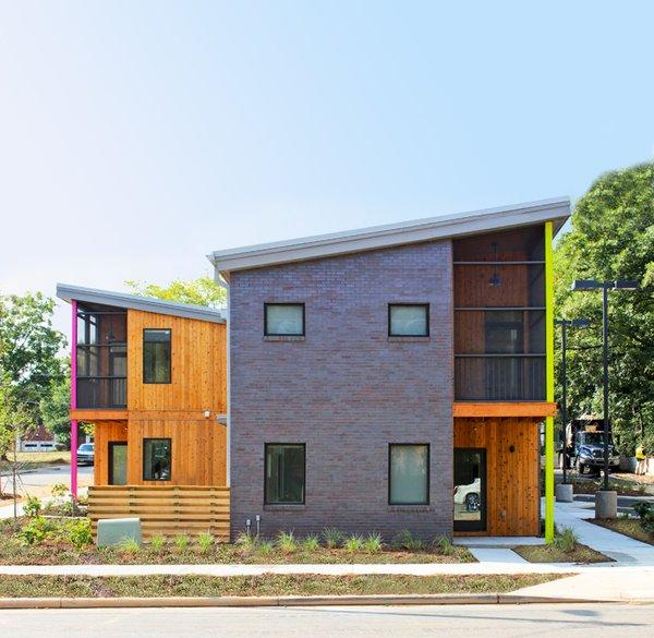 Photo  of Neon in North Carolina modern home