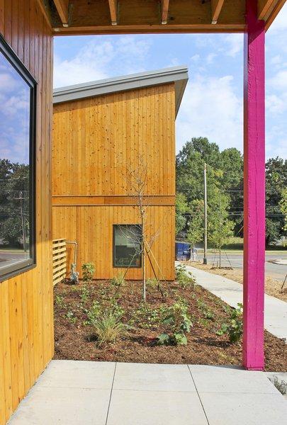 Porch Photo 3 of Neon in North Carolina modern home