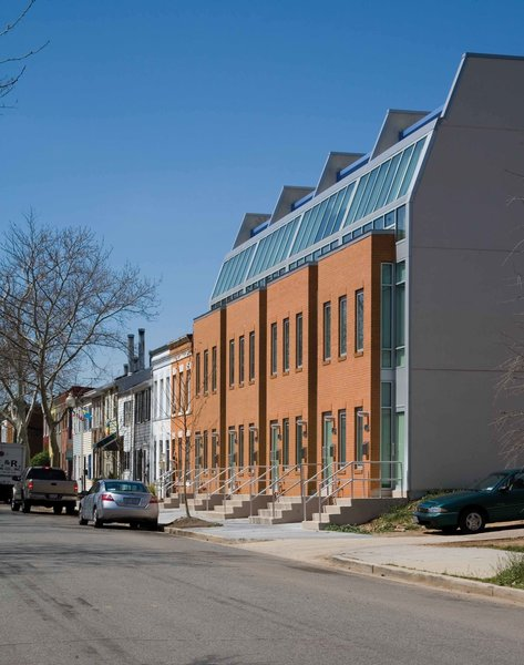 Tips on How to Design a New Modern Home in a Historic Neighborhood - Photo 1 of 5 - View from Ridge Street