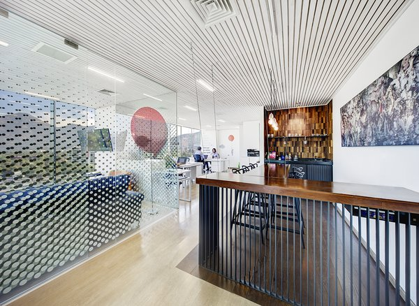 Photo  of YES Offices modern home