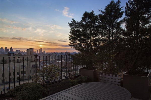 City View from 2nd terrace Photo 3 of Magical Manhattan Penthouse modern home