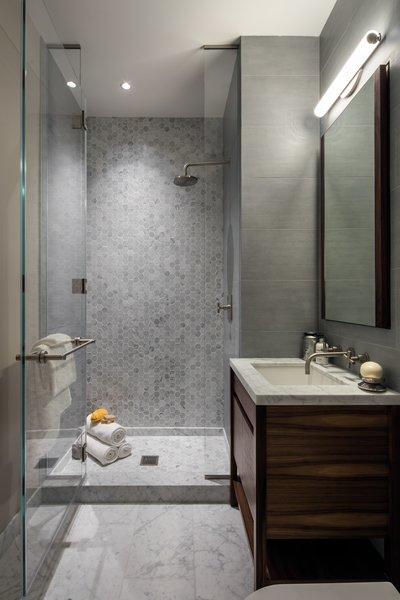 Photo  of Luxury on Tribeca's Secret Street modern home