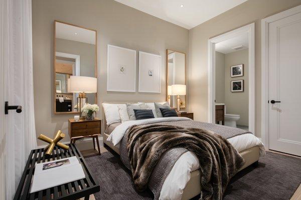 Photo 15 of Luxury on Tribeca's Secret Street modern home