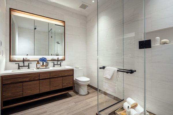 Photo 3 of Luxury on Tribeca's Secret Street modern home