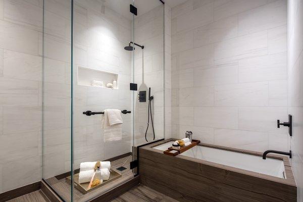 Photo 2 of Luxury on Tribeca's Secret Street modern home