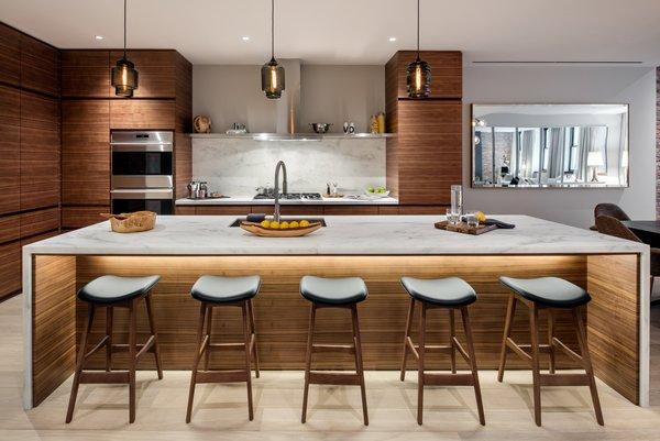 Photo 10 of Luxury on Tribeca's Secret Street modern home