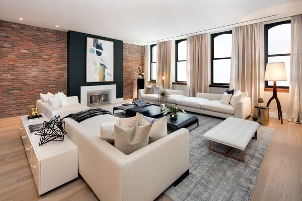Photo 11 of Luxury on Tribeca's Secret Street modern home