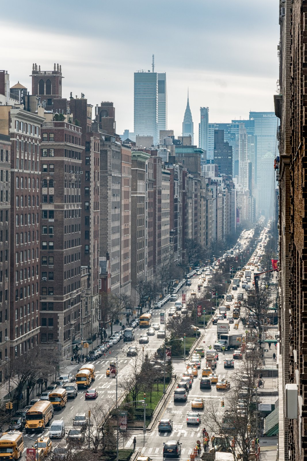 Park Avenue views  Grand for Entertaining by Stribling & Associates