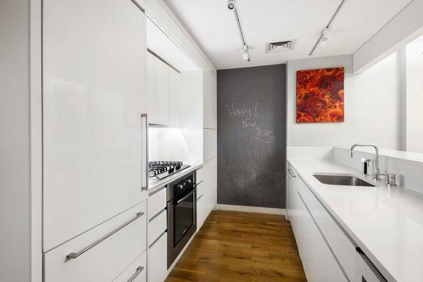 Kitchen - Chalkboard Included Photo 3 of 50 Franklin Street modern home