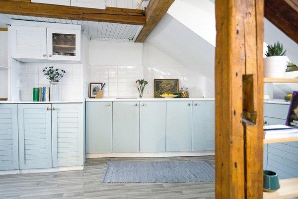 Photo 2 of Attic in Mala Strana modern home