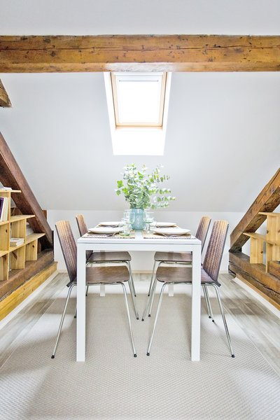 Photo 3 of Attic in Mala Strana modern home