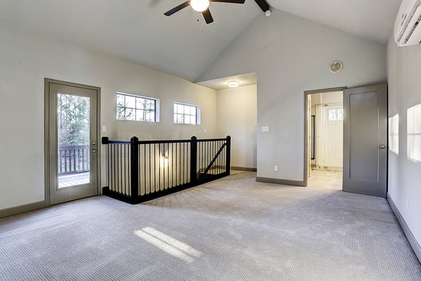 Master Bedroom With Rooftop Patio Photo 3 of The LakeLife House modern home